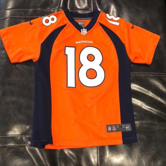 Manning Broncos NFL Jersey